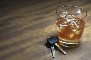 Alkohol am Steuer gefährdet die Verkehrssicherheit.