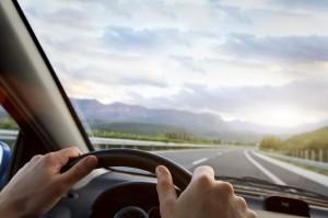 Einen Anhörungsbogen nach einem Blitzer erhalten Sie, wenn Sie zu schnell gefahren sind.