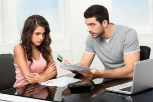 Bei finanziellen Problemen kann für das Bußgeld eine Ratenzahlung vereinbart werden.
