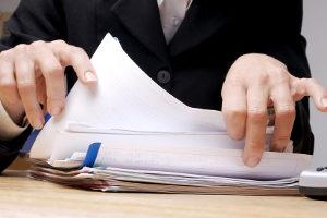 Ist ein Bußgeldbescheid auch ohne Unterschrift rechtmäßig?