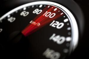 Ein Fahrverbot bei überhöhter Geschwindigkeit ist nicht selten.
