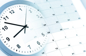 Die richtigen Fristen einzuhalten, ist beim Einspruch sehr wichtig.