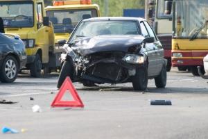 Wird die Vorfahrt missachtet, ist ein Unfall schnell die Folge.